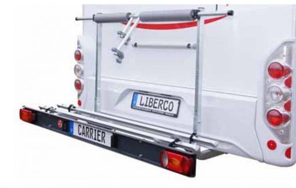 Chassis Mounted Bicycle Carrier