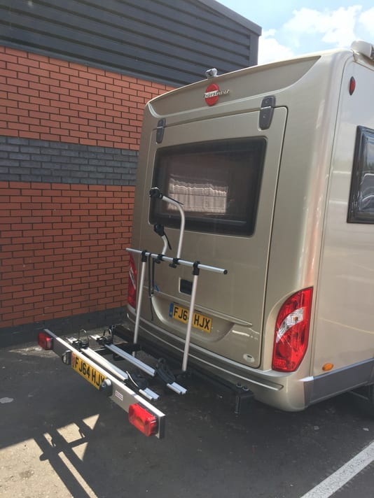 C-star Fits Hymer Compact